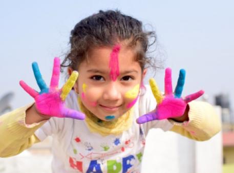 Подарунок для творчої дитини на Новий рік