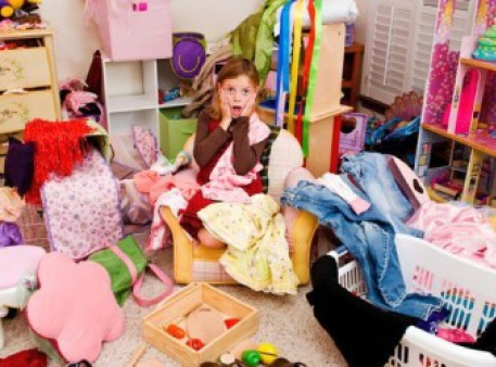 Як навчити дитину прибирати в кімнаті за 10 хвилин
