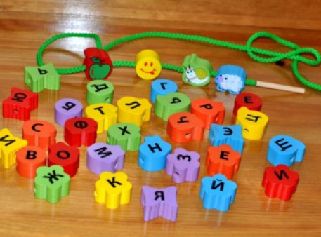Цікаві способи вивчити з дітьми літери імені