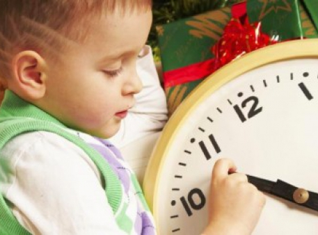Як познайомити дітей з концепцією часу