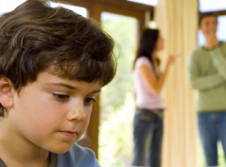 Як пояснити дітям майбутнє розлучення