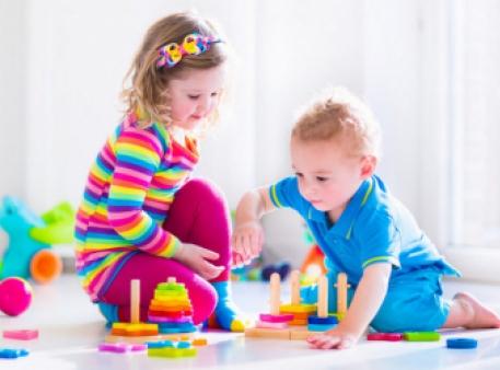 Одинадцять видів ігор для розвитку дитини