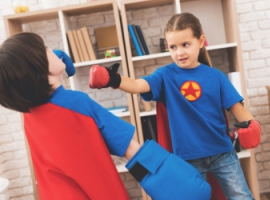 Як подолати суперництво між дітьми