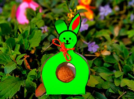 Святкова упаковка з кроликами: ідея для гри
