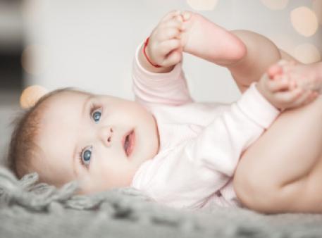 Показники росту та розвитку 2-місячної дитини