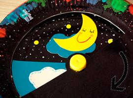 День і ніч – інтерактивна аплікація для дітей