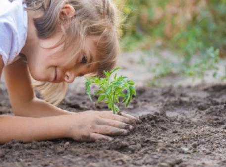 Вчимо дітей піклуватися про довкілля