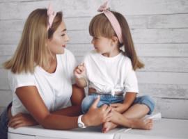 Як розговорити дитину: 63 кумедних питання