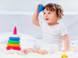 Показники розвитку та росту 9-місячної дитини