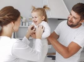 Емоційні ігри для дітей і батьків