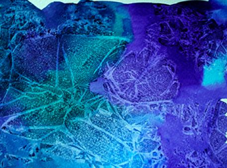 Акварельні фони для зимових проектів