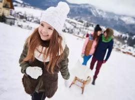 6 способів урізноманітнити зимові канікули дитини
