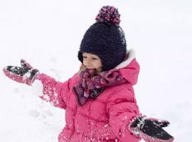 10 зимових занять на свіжому повітрі для дошкільнят
