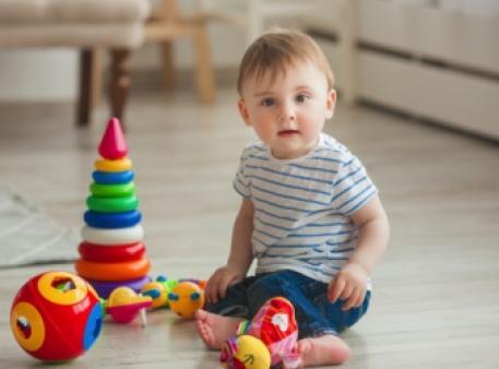 Пірамідка для дітей – не просто іграшка