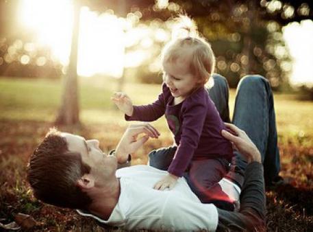 Як стати найкращим татом для своєї дитини