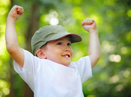 Як розвинути у дитини якості переможця
