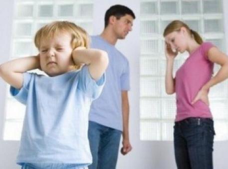 Розлучення батьків очима дитини