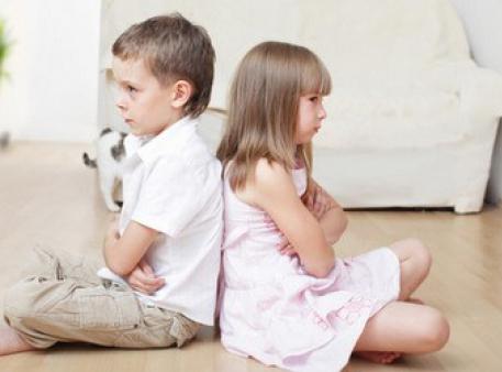 Причини конфронтації дітей у сім'ях