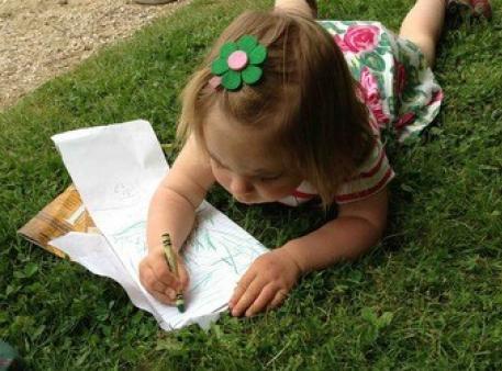 Розвиток перших навичок письма у малюків