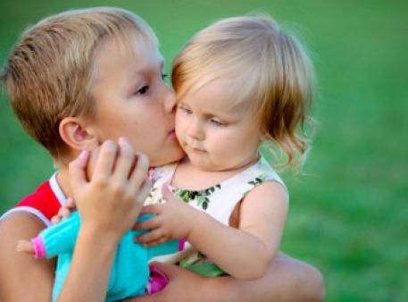 Як виховати турботливу й чуйну дитину