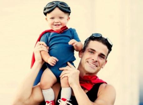 Як виростити дитину хороброю людиною