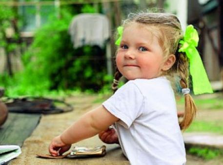 Як утримати дитину від спроб красти