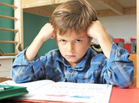 Як навчити дитину проявляти наполегливість