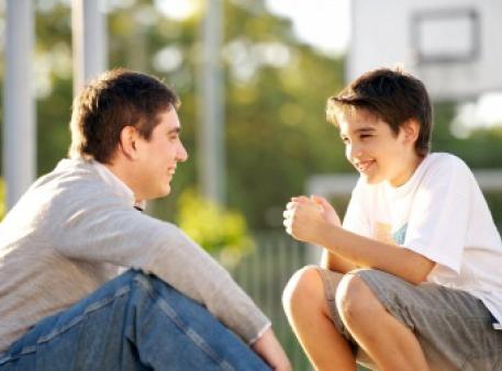 Запитання, які дитині варто поставити батьку