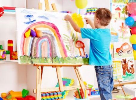 Вплив мистецтва на розвиток дитини