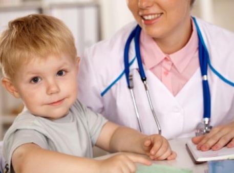МОЗ проведе імунізацію дітей проти поліомієліту