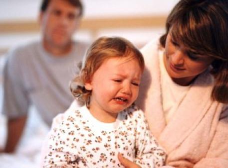 Нічні жахи в дітей: поради батькам