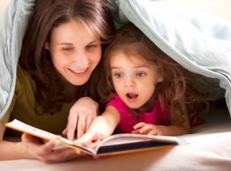 Як з дитиною «читати» ілюстрації книг