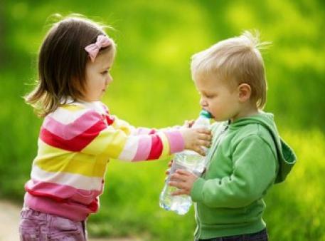 Поради про виховання дбайливих дітей