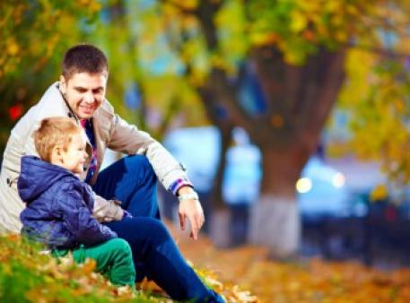 Вплив батьків на формування дітей