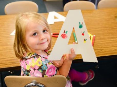 Творчі способи навчання дитини літер алфавіту