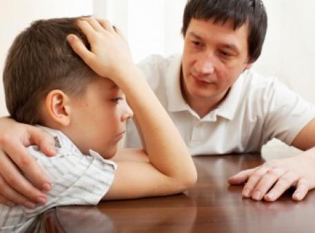 Як допомогти дитині впоратись зі стресом