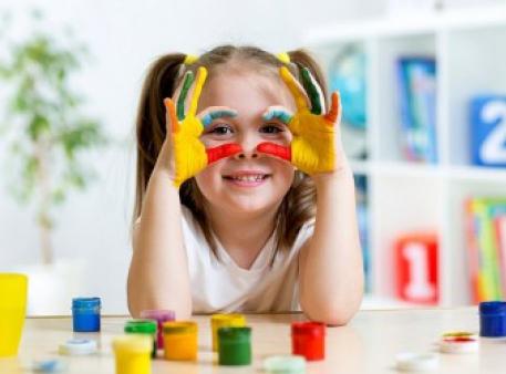 Навчаємо дітей розпізнавати кольори