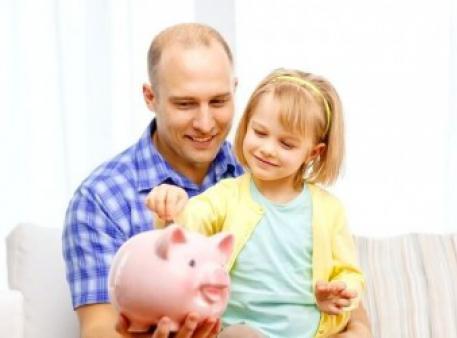Як розмовляти з дітьми про гроші